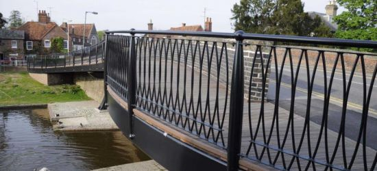 Steel Beam Bridges